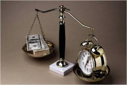 ثانیه های زندگی و پول